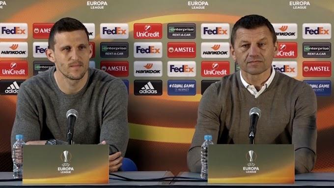 """Đukić: """"Svesni smo važnosti sutrašnje utakmice, bez straha idemo po pobedu!"""" (VIDEO)"""
