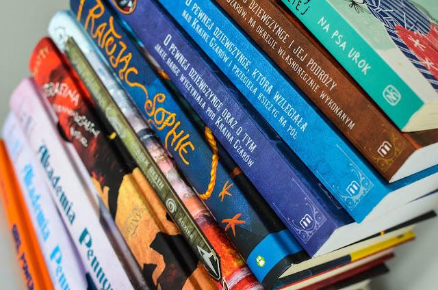 10 ciekawych książek dla 8-latek i nie tylko