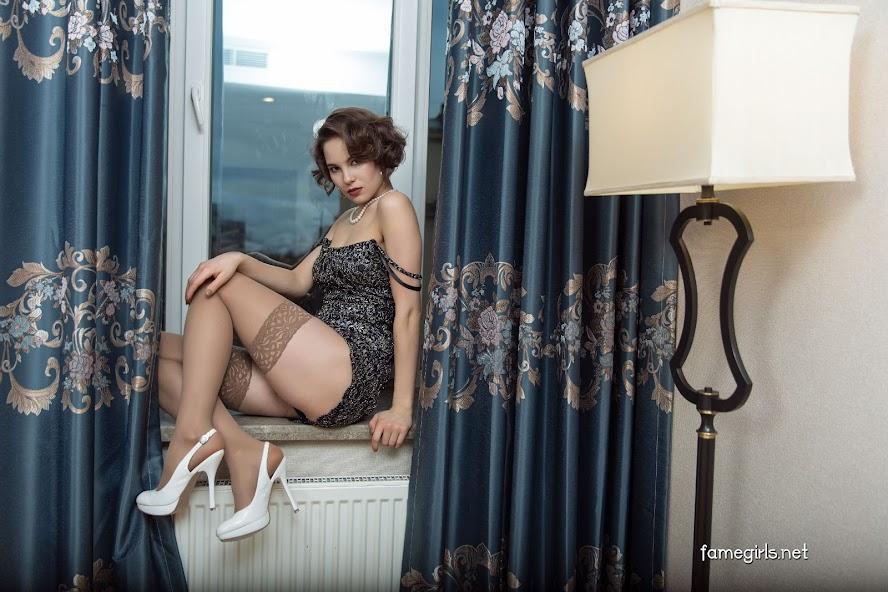 [FameGirls] Diana - Set 127 / Photoset / HD Video 1080p re - idols