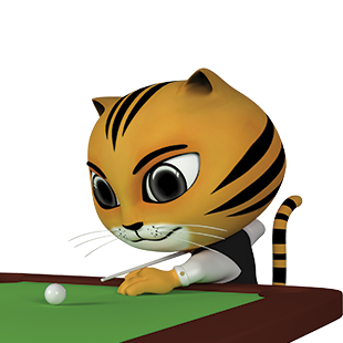 Icon Pictogram SEA Games 2017 Billiards & Snooker