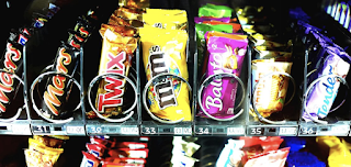 CIA Fired Employees Hacking Vending Machines, Stealing Candy