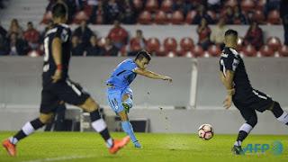 Deportivo Iquique vs Independiente en Copa Sudamericana 2017