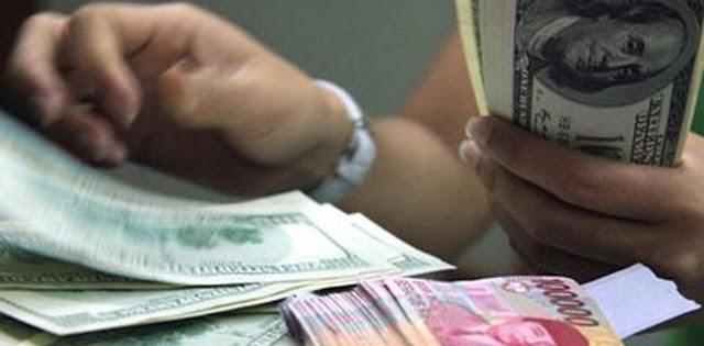 Rupiah Bisa Lebih Anjlok Melebihi Rp 15 Ribu Per Dolar