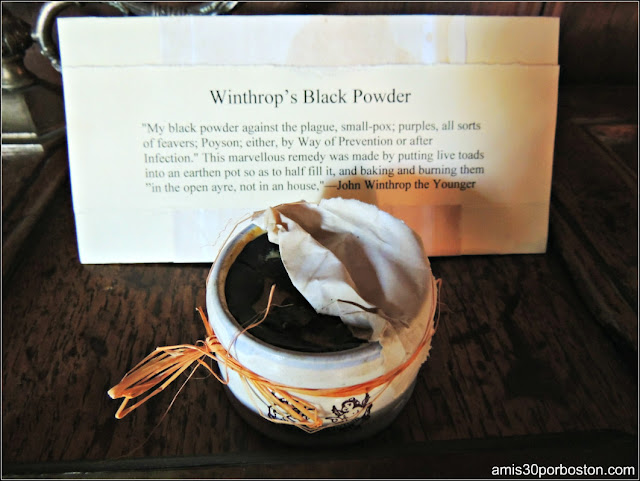 Winthrop´s Black Powder
