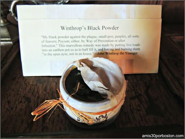 Winthrop´s Black Powder