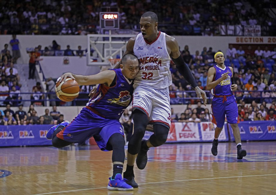 Paul Lee's 14 points helped Magnolia made it two-in-row over Ginebra