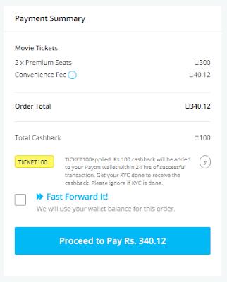 Paytm Race 3 Offer