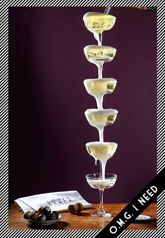 Gastronomista: O.M.G. I Need - Coupe Stack