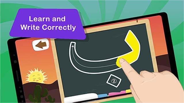 Belajar dan menulis huruf arab - Aplikasi Ramadhan Keren Untuk Menemani Puasa Kalian