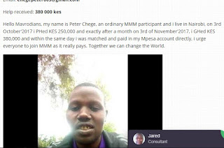 when did mmm kenya start testimonials