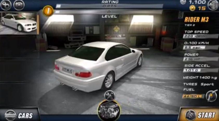 CarX Highway Racing Mod Apk Terbaru
