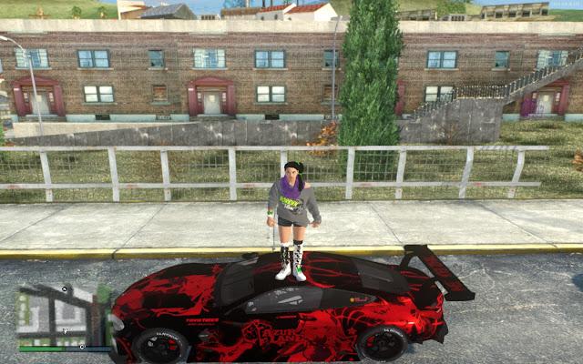 GTA San Watch Dog Low End Pc Full Mod Download - GTA Mod Mafia