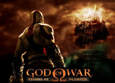CARA MAIN GAME GOD OF WAR DI ANDROID DENGAN APLIKASI PPSSPP