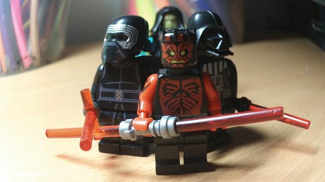 Ситхи фигурки лего Звездные войны купить