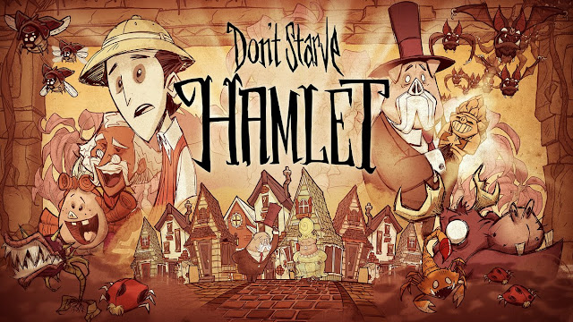 Gaming: Comment sauvegarder sa progression Don't Starve Hamlet