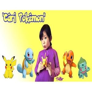 Lagu Faiha - Cari Pokemon