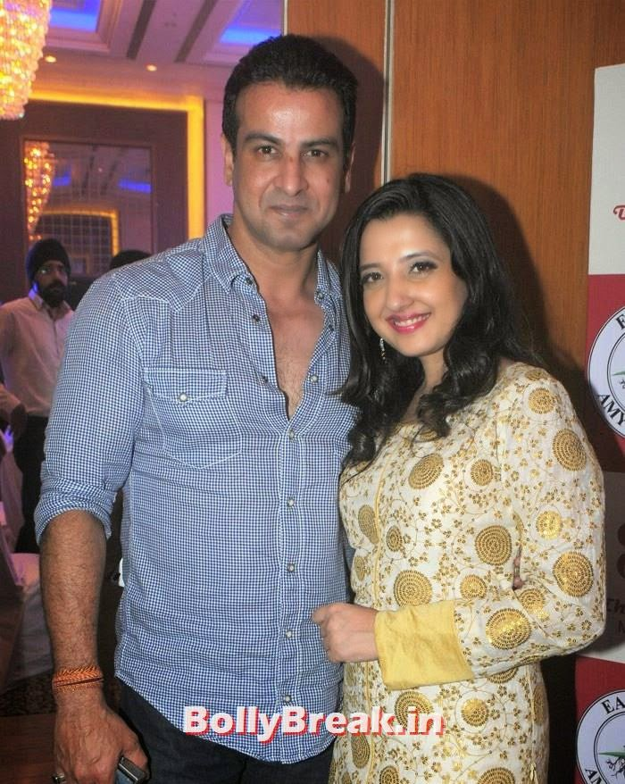 Ronit Roy, Amy Billimoria, Amy Billimoria Fashion Show - The Big Fat Fashionable Wedding