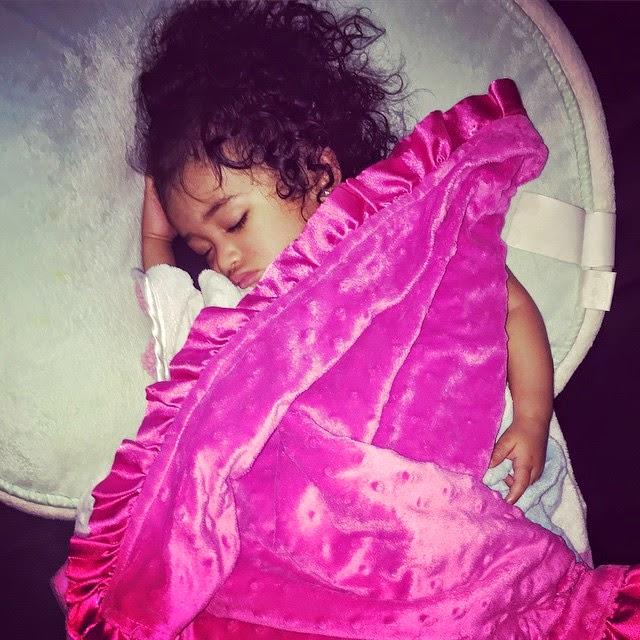 chris brown daughter