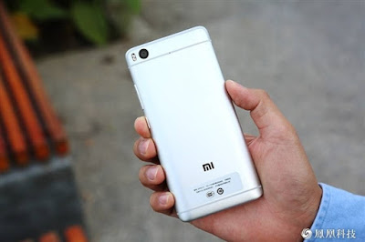 Xiaomi Mi 5s and Xiaomi Mi 5s Plus Photo Gallery