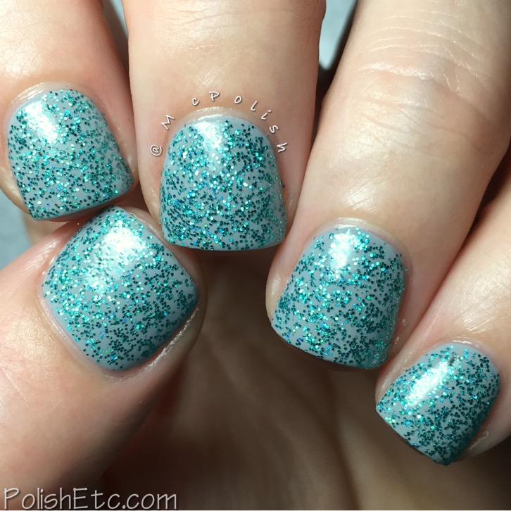 Kiara Sky Nail Lacquer Swatches - Polish Etc.