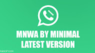 [UPDATE] Download WhatsApp Mod MNWA v5.3 (Fix) by Minimal