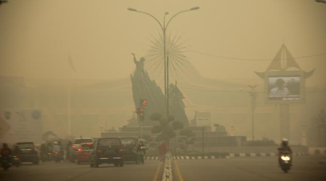 Pray For Riau