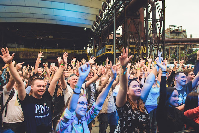 Podróże Muzyczne na Colours Of Ostrava 2018