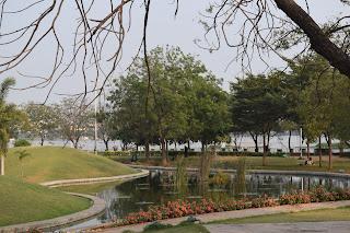 Sanjeevaiah park-Hussain sagar-hyderabad