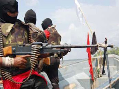Niger Delta militants threaten to blow up any helicopter or plane that flies in the region, ask military to vacate the region within 48 hours