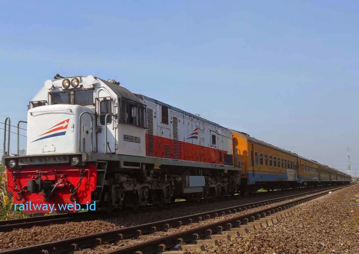 Harga Tiket Kereta Api Kutojaya Utara April
