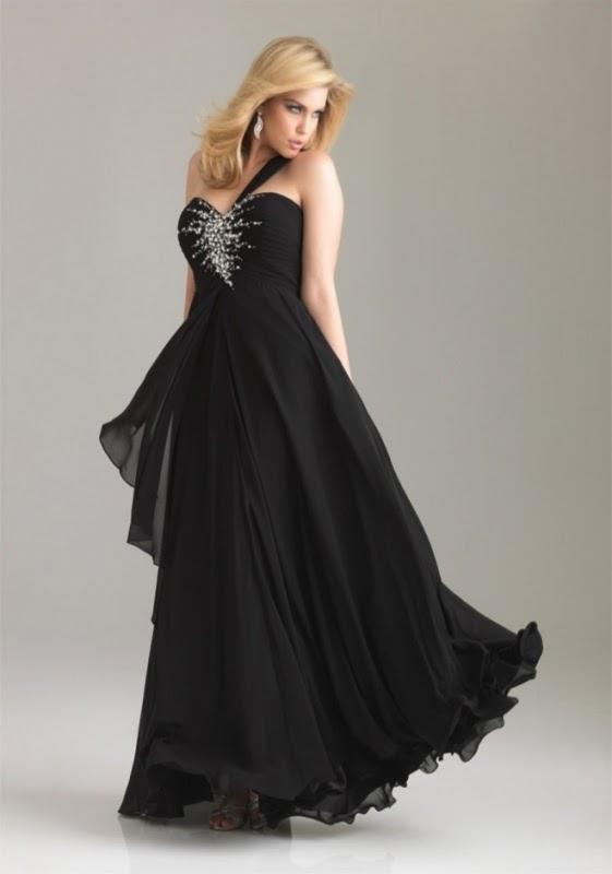 Most Flattering Plus Size Bridesmaid Dresses
