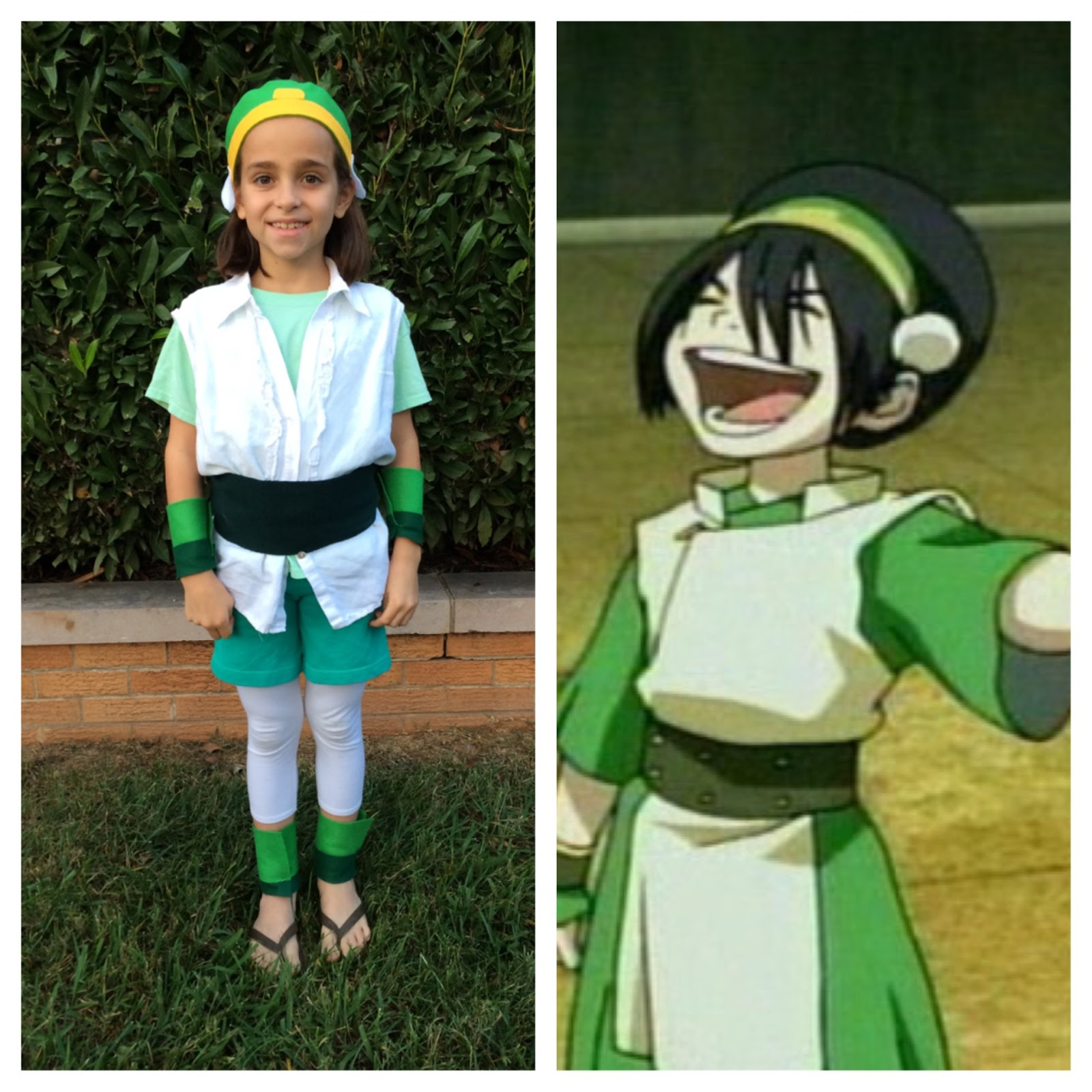 Toph  sc 1 th 225 : toph halloween costume  - Germanpascual.Com