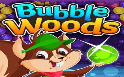 Bubble Woods - Jeu de Puzzle en Ligne
