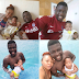 Photogist: Seyi Law's Baby Girl Looks So Adorable As She Takes Her First Swimming Lessons
