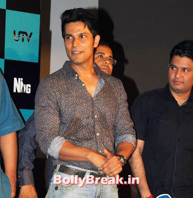Randeep Hooda, Salman, Jacqueline sizzles at Kick Film Trailer Launch
