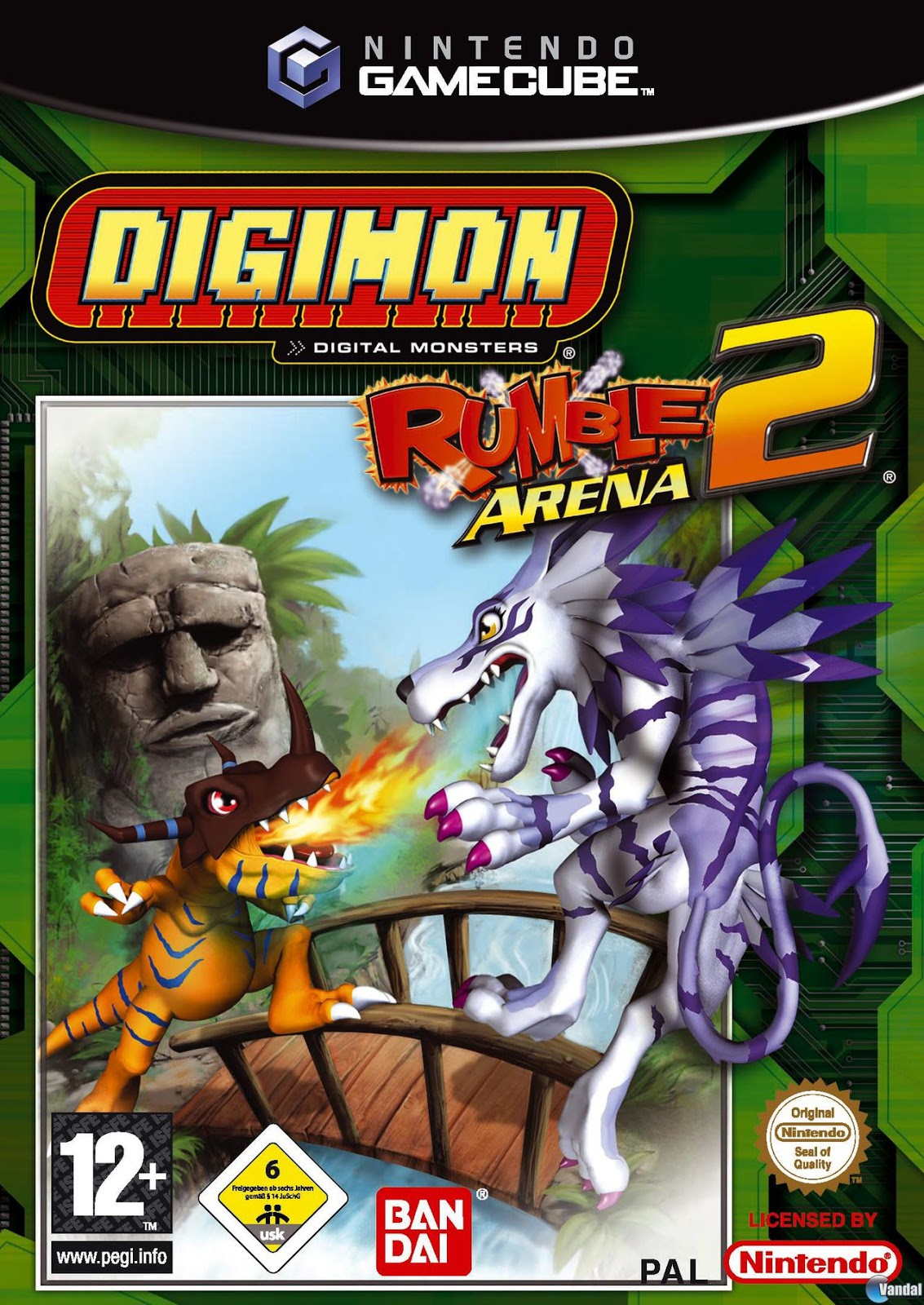 Pro Digimon Rumble Arena 2 Cheat for …