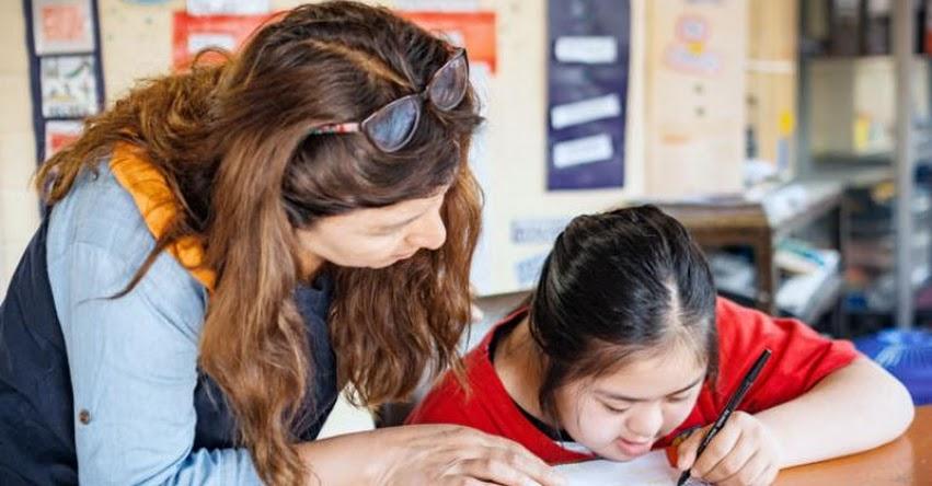 MINEDU: Orientaciones para la matrícula de estudiantes con necesidades educativas especiales