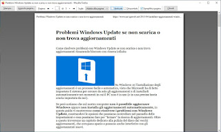 Stampa Firefox
