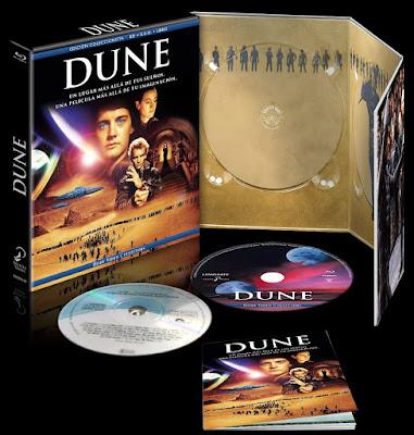 DUNE. Edición coleccionista Bluray