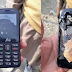 Reliance JioPhone 4G Exploded & Melted in Kashmir while Charging