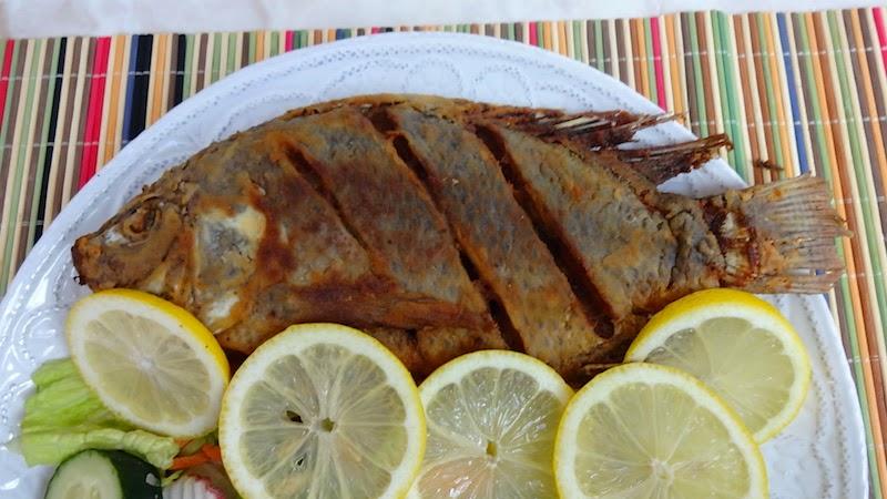 Pescado Frito Mojarra Tilapia Mi Cocina Rápida