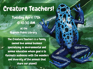 "Franklin Library - ""Creature Teachers"""