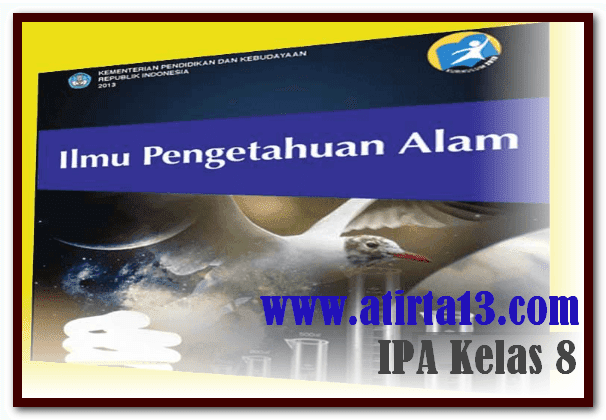 Jawaban Paket IPA Kelas 8 Semester 1 Kurikulum 2013