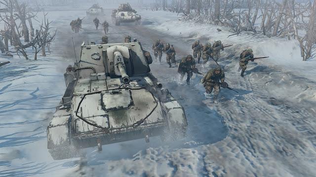 Screenshot of Company of Heroes 2