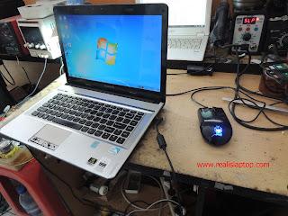 Service Laptop Lenovo Ideapad U460 Blank