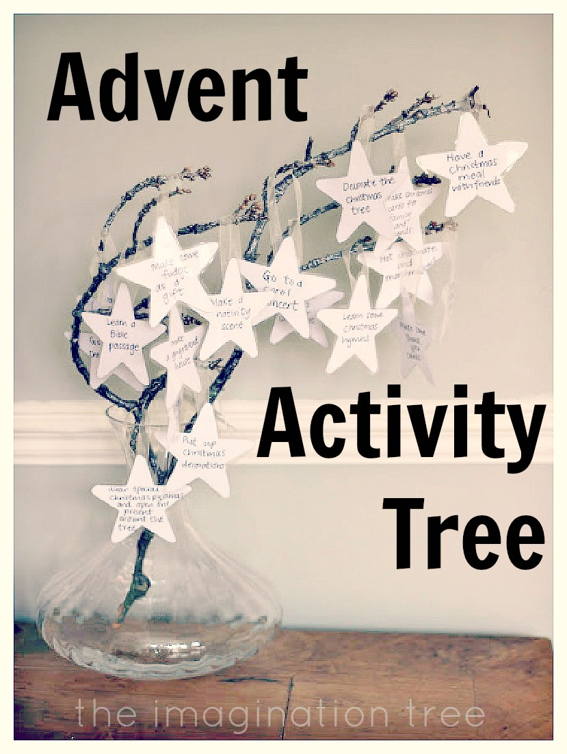 20 christmas activities for kids the imagination tree. Black Bedroom Furniture Sets. Home Design Ideas