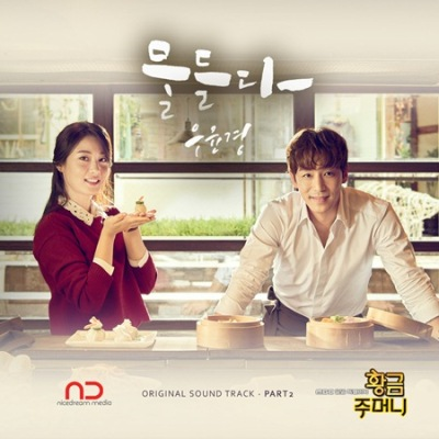 Lyric : Woo Yoon Kyung - Colored (OST. Golden Pouch)