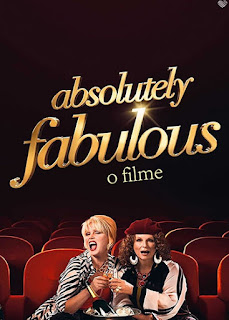 Absolutely Fabulous: O Filme - BDRip Dual Áudio
