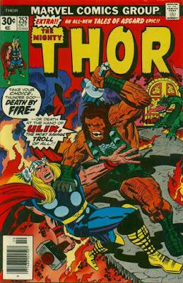 Thor #252, Ulik
