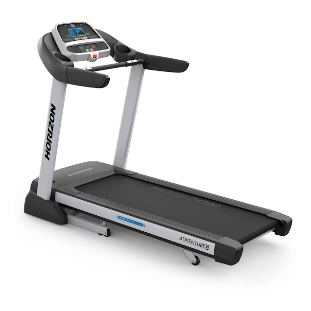 Johnson's Adventure 5 treadmill